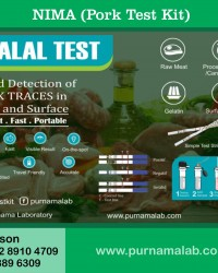 Pork Detection Kit Tangerang