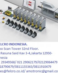 Pilz South East Asia Pte Ltd|PT.Felcro Indonesia|0811910479