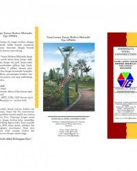 Tiang Lampu Taman Modern Minimalis CP8004