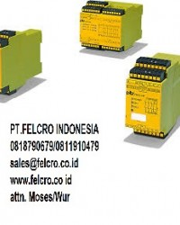 Pilz|Pnoz|PT.FELCRO INDONESIA|0811.155.363|sales@felcro.co.id