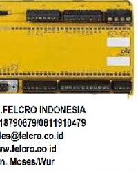 PILZ GmbH|PT.FELCRO INDONESIA|0811910479|021 29349568|sales@felcro.co.id