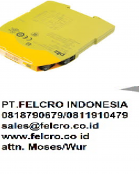 PILZ|Relays|PT.FELCRO INDONESIA|0811910479|021 2934 9568|sales@felcro.co.id