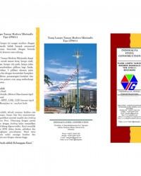 Tiang Lampu Taman Modern Minimalis CP8011