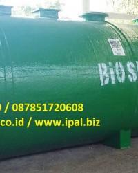 Produsen IPAL - WWTP - STP High Quality, Harga Hemat, Garansi Pabrik