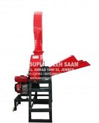 Mesin Perajang Rumput Tipe SAAM Cc200