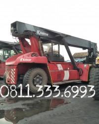 Jual Reach Stacker 45 Ton di Surabaya