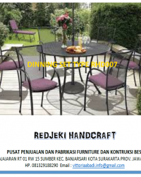 Dinning Set Type RHD007