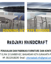 Dinning Set Type RHD009