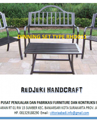 Dinning Set Type RHD011