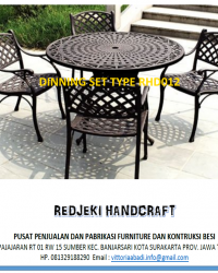 Dinning Set Type RHD012