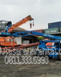 Dijual Boomlift Ketingginan 20 Meter di Surabaya