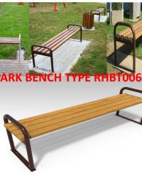 Park Bench / Bangku Taman Type RHBT006