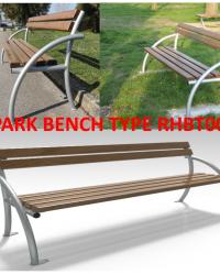 Park Bench / Bangku Taman Type RHBT009
