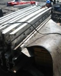 Jasa Penyambungan/Endless Hot Splicing/Hot Press Conveyor Belt Rubber