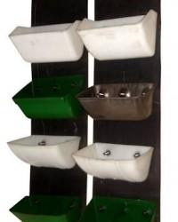 Bucket Elevator HDPE/Nylon/PU/Besi