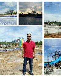 Proyek Waterboom Duri