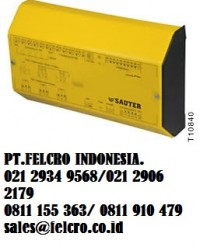 SAUTER INDONESIA PT.Felcro Indonesia 0818790679 sales@felcro.co.id
