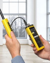 PORTABLE THERMO-ANEMOMETER || ANEMOMETER T-3000 TROTEC