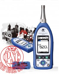 Rion NL-52 & NL-42 Sound Level Meter