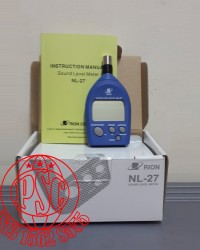 Sound Level Meter NL-27 Rion
