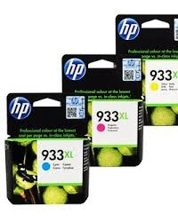 HP Cyan Ink Cartridge 933XL [CN054AA] di Surabaya