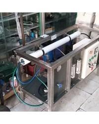 Jual Filter Penyaring Air Asin Menjadi Air Tawar Siap Minum 1500 LPD