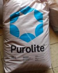 Jual Resin Softener merk Purolite, Lewatit, Dowex, Amberlite filter air