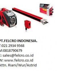 Leuze electronic GmbH + Co. KG | PT.Felcro Indonesia | 02129349568 | 0818790679 | sales@felcro.co.id