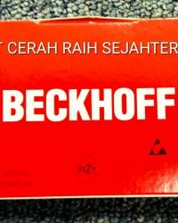 Jual Beckhoff analog input KL4001