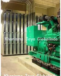 Jual Sound Attenuator - PT. Kharisma Jaya Globalindo