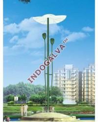 Tiang Lampu Taman Modern Minimalis CP8055