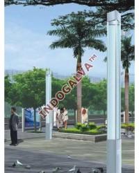 Tiang Lampu Taman Modern Minimalis CP8086