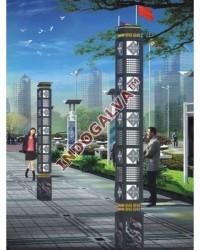 Tiang Lampu Taman Modern Minimalis CP8092