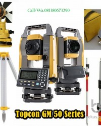 Total station Topcon GM-52 (081380673290)