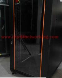 "Rack Server Surabaya Murah - Close Rack 19"" 22U depth 800mm HaganeRack"