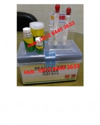 BORAX TEST KIT || REAGENT FOOD SECURITY KIT