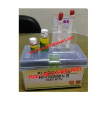 RHODAMIN B TEST KIT || REAGENT FOOD SECURITY KIT