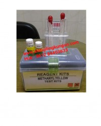 METHYLL YELLOW TEST KIT || REAGENT FOOD SECURITY KIT