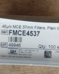 MCE FILTER PAPER - FMCE4537 - ZEFON