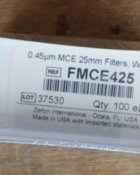 MCE FILTER PAPER - FMCE425 - ZEFON