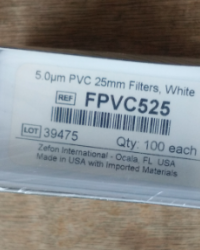 PVC FILTER PAPER - POLYVINYL CHLORIDE -