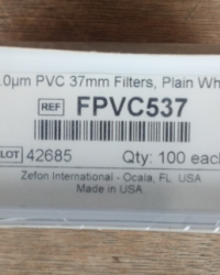 FILTER PAPER FPVC537-POLYVINYL CHLORIDE
