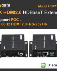 Stok HDMI HDBaseT Extender 4K / POC