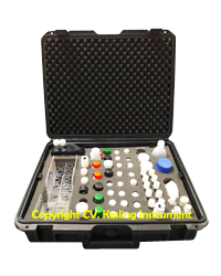 Mobile Food Contamination Test Kit