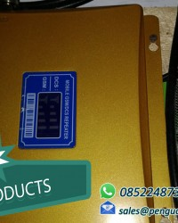 Penguat Sinyal GSM9001800 Mhz all operator 2g 4g lte