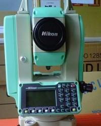 Total station Nikon NPL-322P (5 Detik)