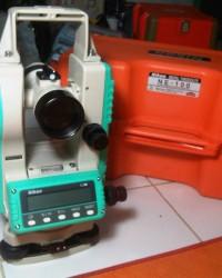 (JUAL) Digital Theodolite Nikon NE-101