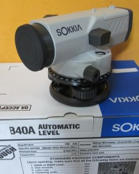 JUAL Automatic Level sOKKIA B-40A (2mm)