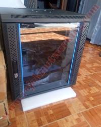 Rack server surabaya 12U depth 450mm SD Indorack