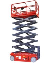 Jual Scissor Lift / Manlift / Tangga Gunting / Tangga Elektrik